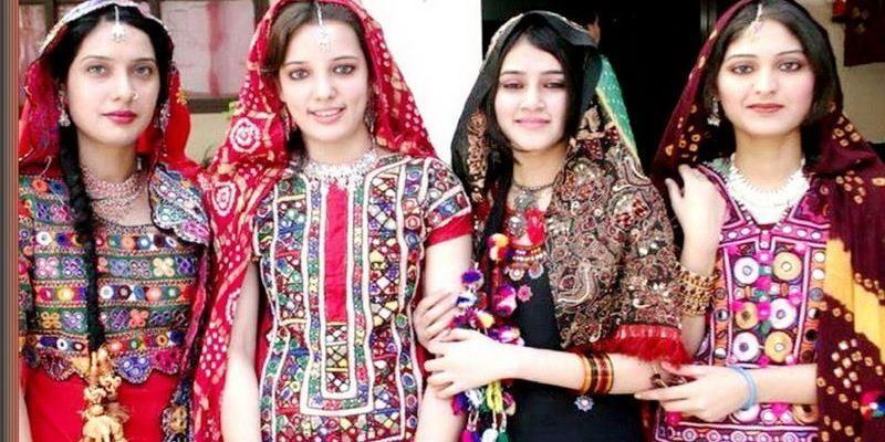 Pakistani Cultural Fashion